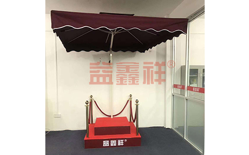 門衛崗亭傘
