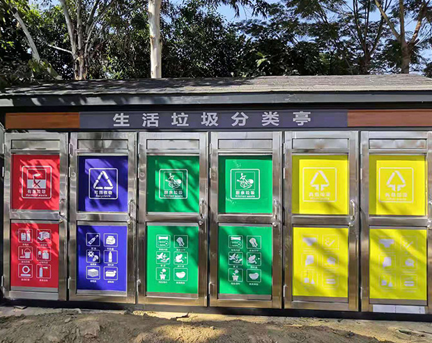福州垃圾分類房
