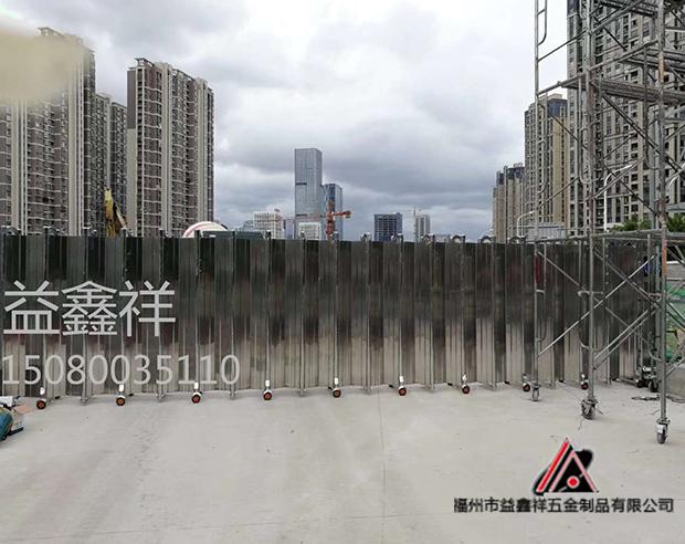 福州工廠伸縮門
