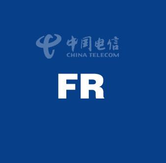 中國電信FR數據專線