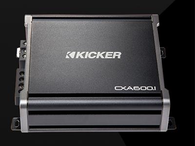 美国KICKER600.1功放