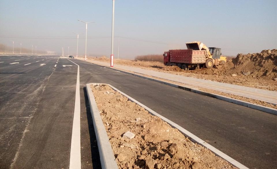 公路基础设施检测整体解决方案