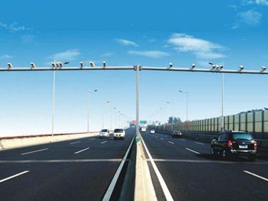 微卡口城市道路智能监控系统