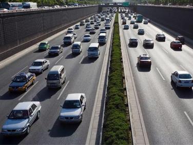 高速公路拥堵事件检测与预警系统