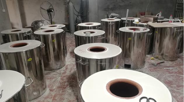 公安锅盔炉