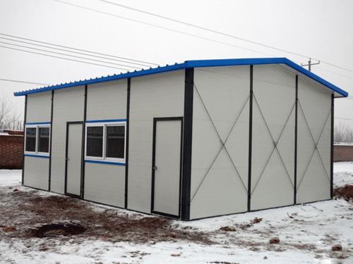 集装箱活动房板房具有哪些优点?