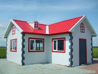 彩钢活动板房的安装方法及技术规范