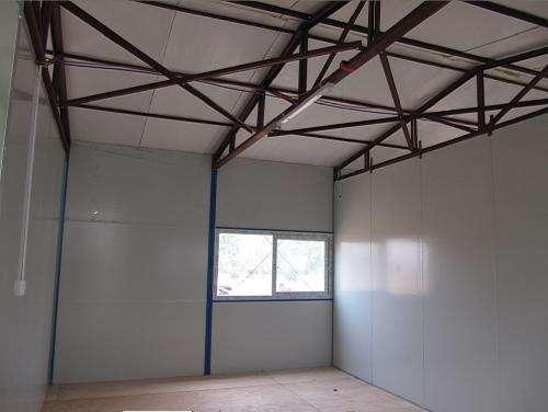 彩钢大棚活动板房