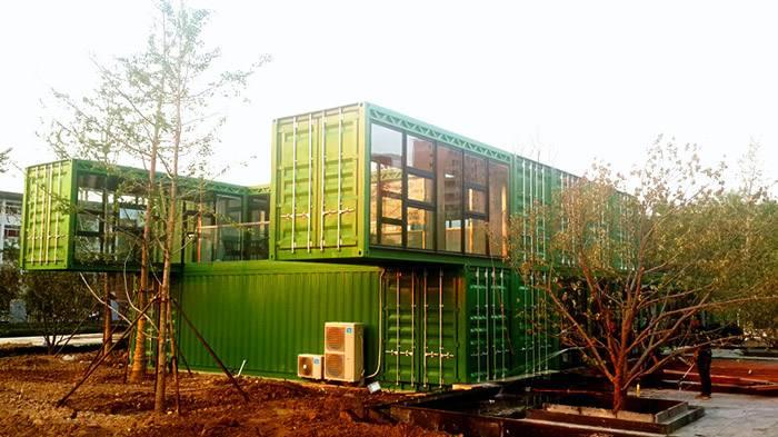 新型集装箱活动房