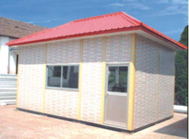 彩钢板活动房宿舍