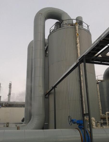 山西湿式电除尘器设备