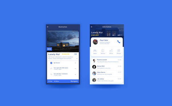 观山湖DIV+CSS模板