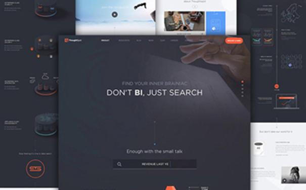 网站制作模板