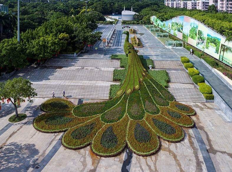 沈阳绿雕设计