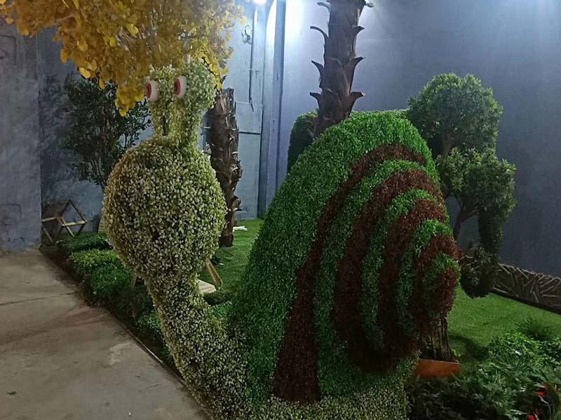 景观立体绿雕
