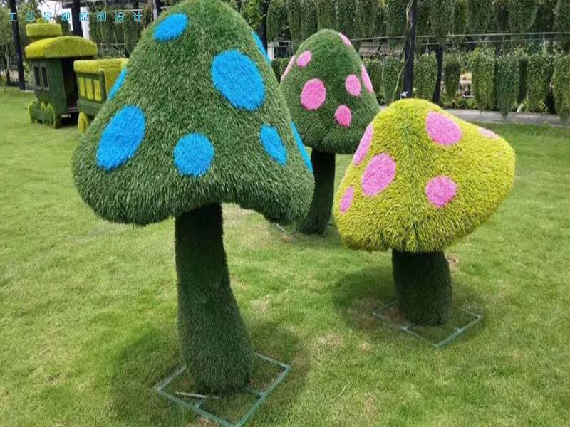 城市绿雕制作