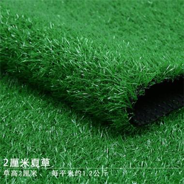 仿真夏草草坪