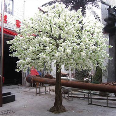户外仿真樱花树