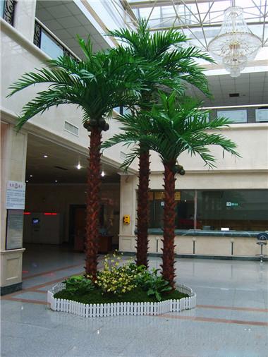 棕榈树仿真