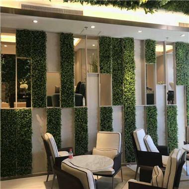 公司绿植墙