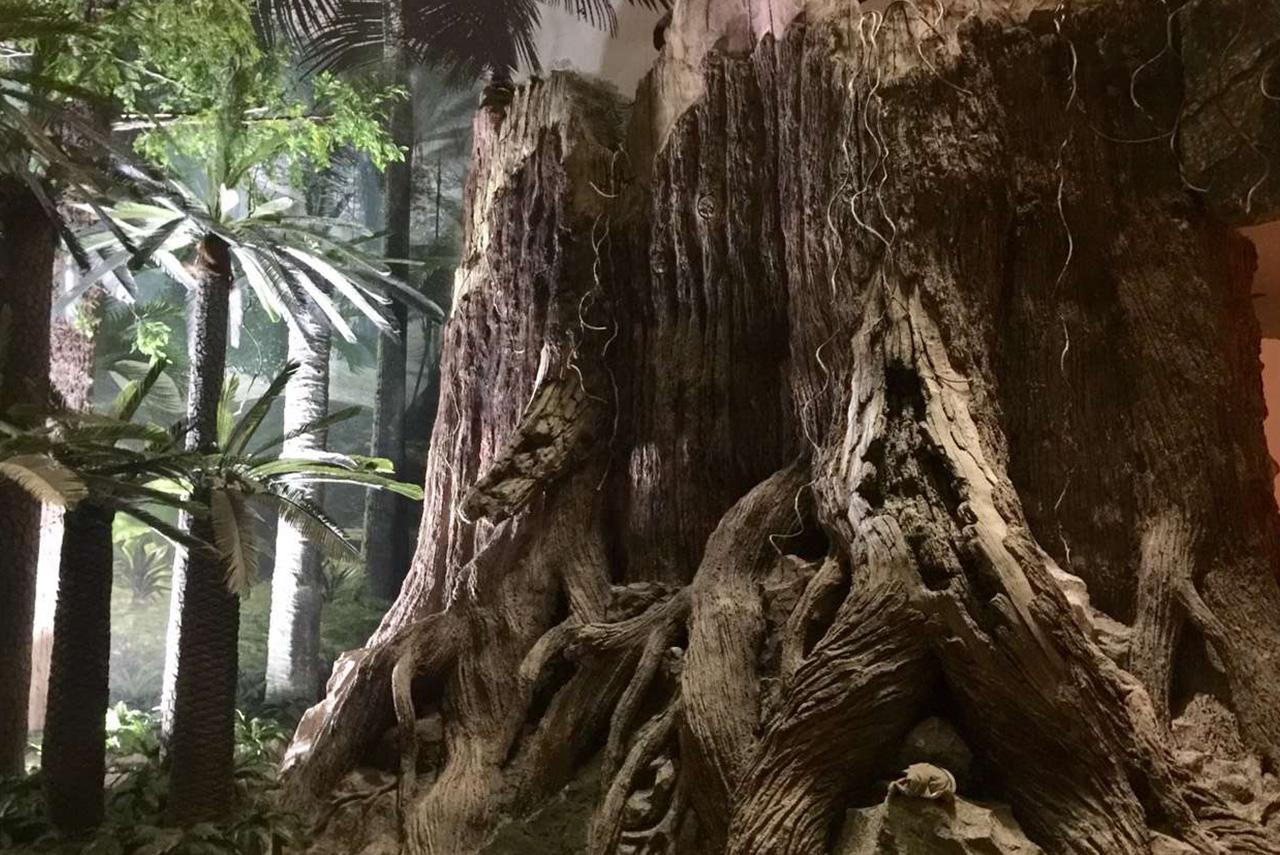 树木仿真造景