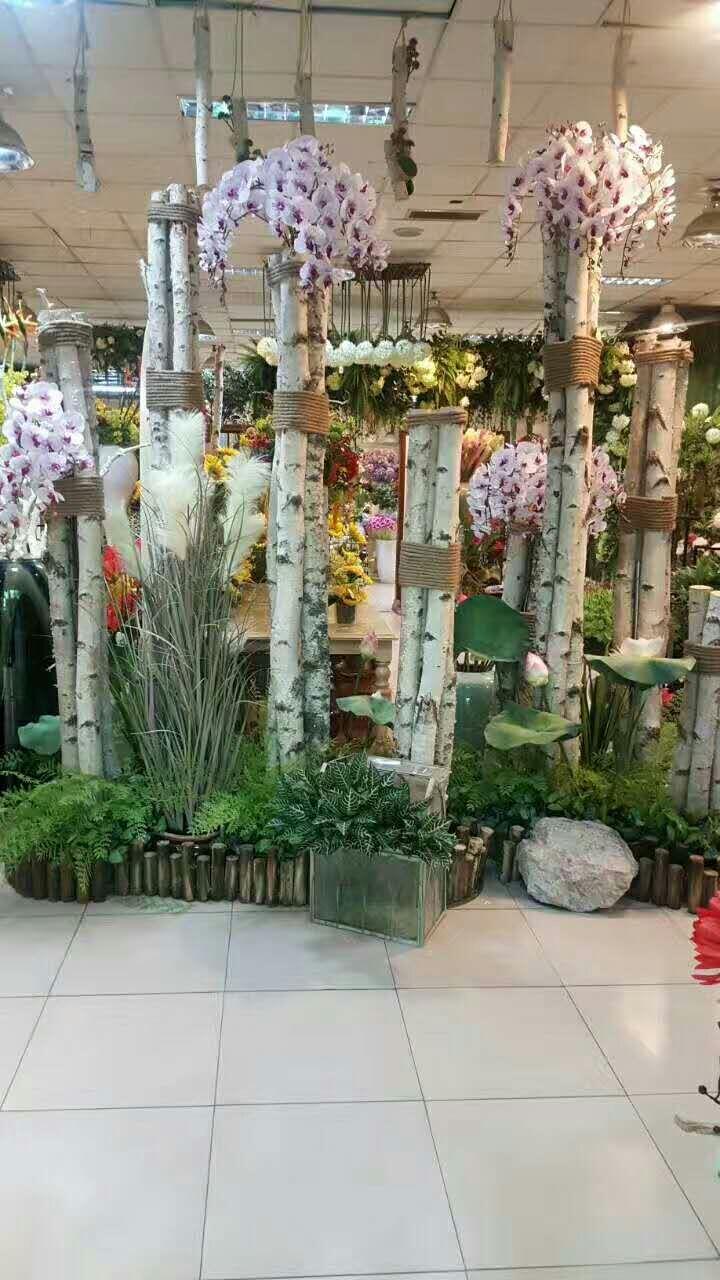 花海绿植墙