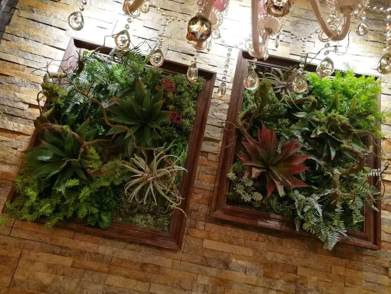 绿植墙框架