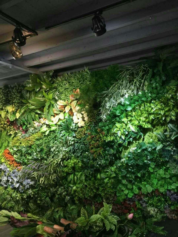 仿真绿植墙