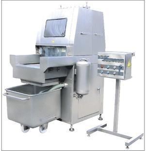 自动带骨盐水注射机