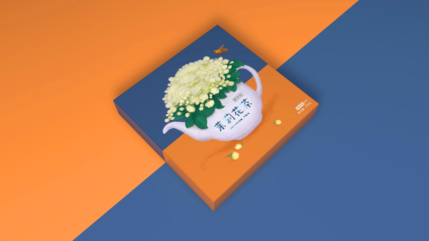 西安茶叶包装设计价格