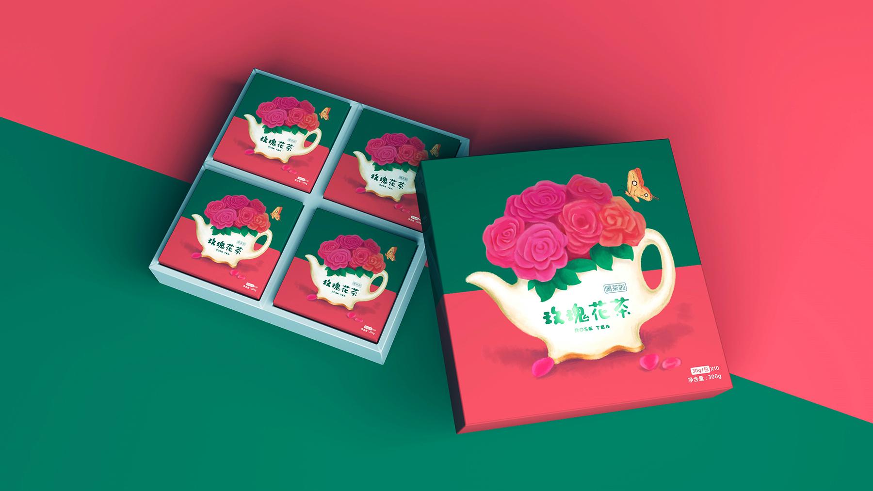 西安茶叶包装设计哪家好