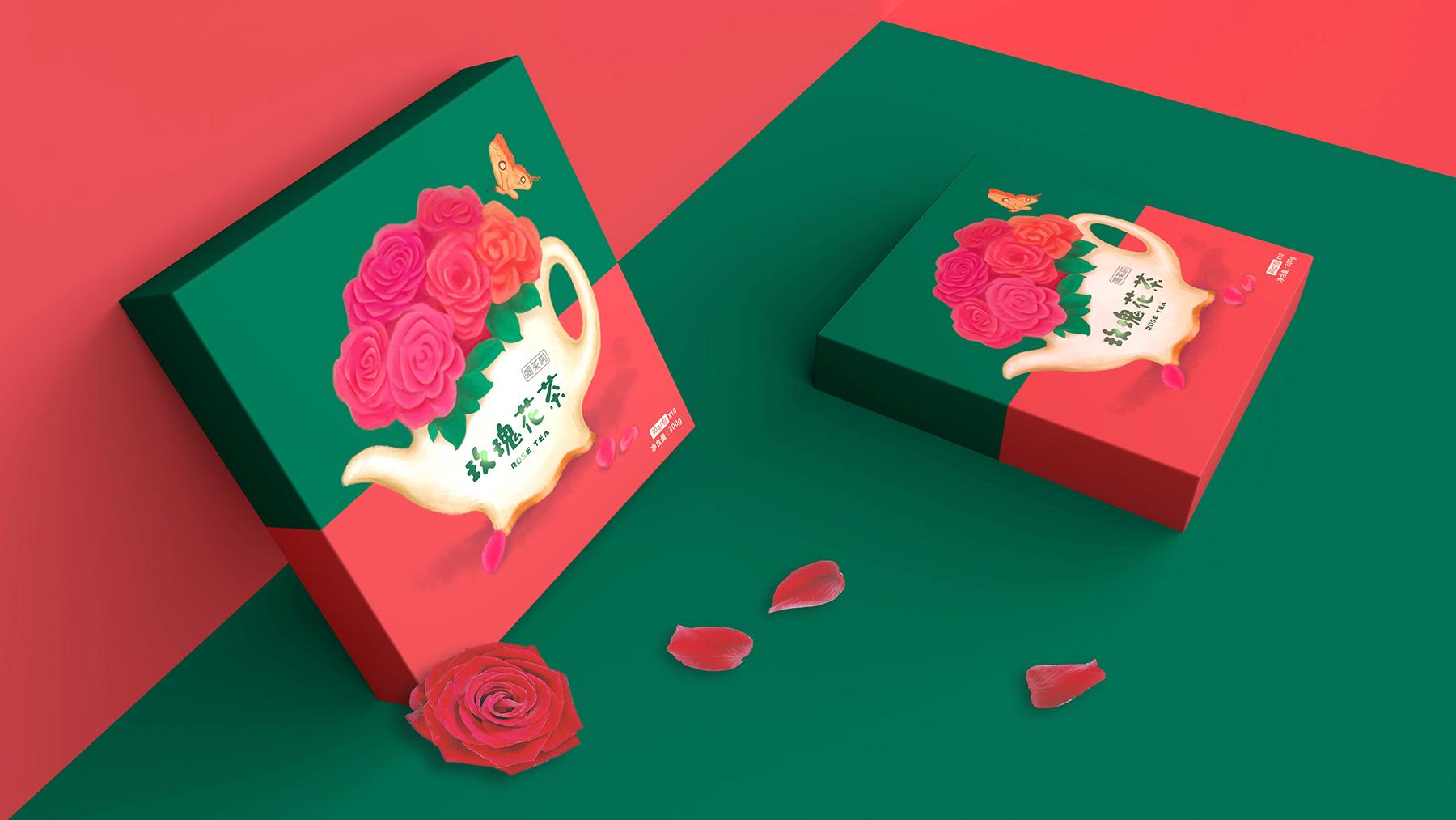 西安高端茶叶包装设计