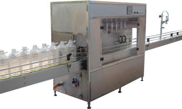 膏体灌装机已经应用到各个行业