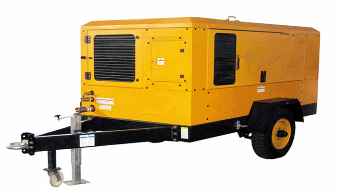 昆明空压机价格-电动移动式螺杆空压机