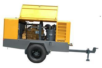 昆明空压机价格-柴油移动式螺杆空压机