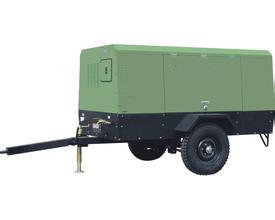 昆明空压机出租租赁-柴油移动式螺杆空压机