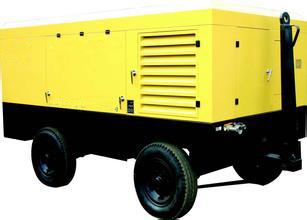 云南空压机生产-柴油移动式螺杆空压机