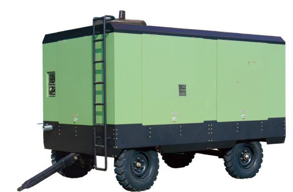 云南柴油移动式螺杆空压机生产