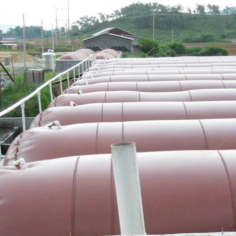 养殖软体沼气池