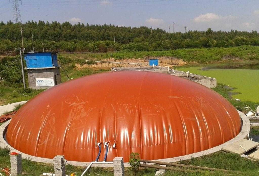 环保软体沼气池