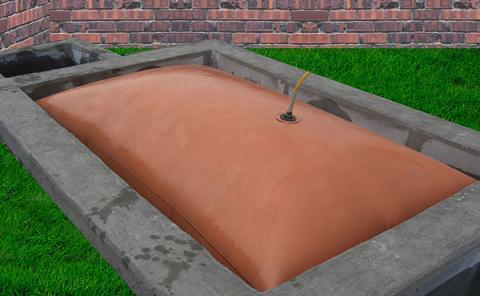 软体沼气池