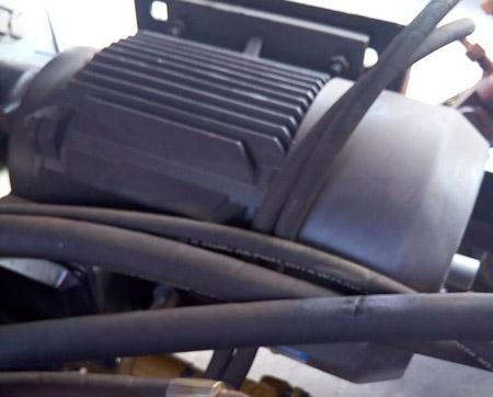 扒渣機專用寬幅電機