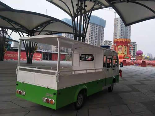 西安双排座厢式电动货车