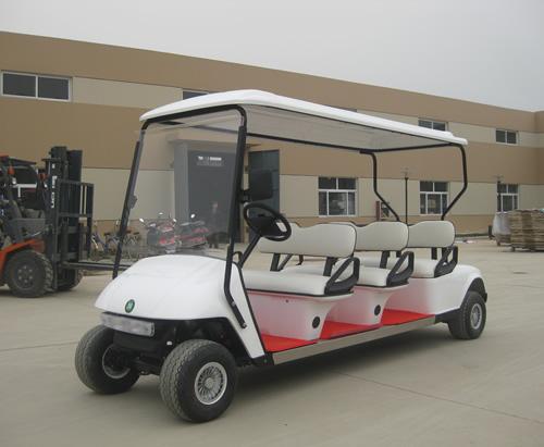 高尔夫球车6座