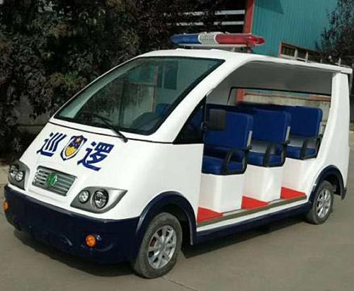 开放式电动巡逻车6-8座-交流60V