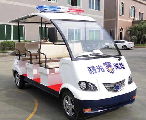 开放式电动巡逻车6-8座-交流48V