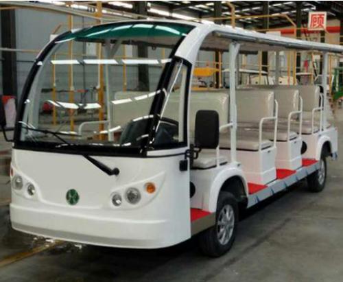 开放式电动观光车11座-交流-60V