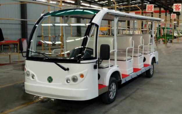 西安开放式电动观光车