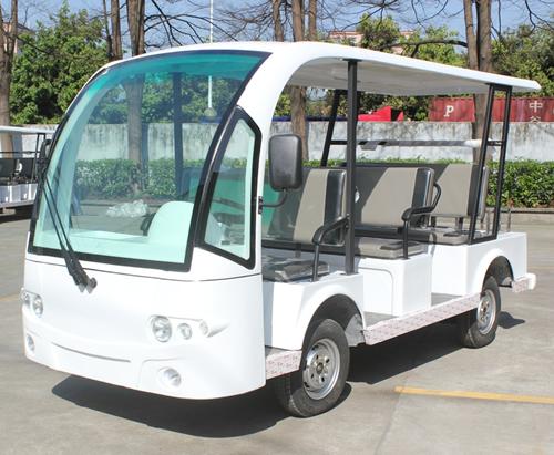 开放式电动观光车6-8座-交流60V