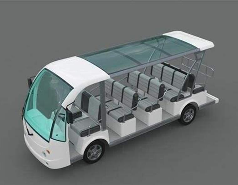 电动观光车设计